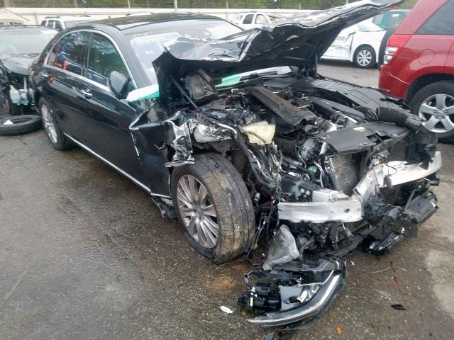 Salvage cars for sale at Eight Mile, AL auction: 2014 Mercedes-Benz S 550 4matic