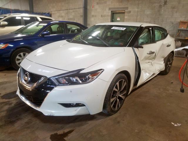2017 Nissan  | Vin: 1N4AA6AP8HC397828