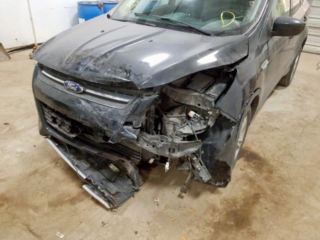 2014 Ford ESCAPE | Vin: 1FMCU0GX8EUB00136