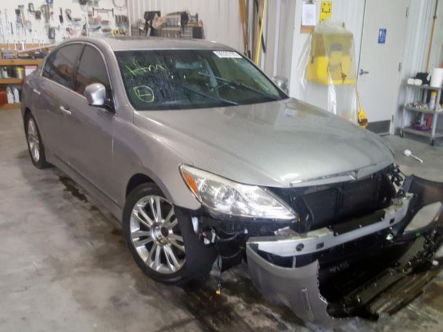 2013 Hyundai Genesis 3. 3.8L