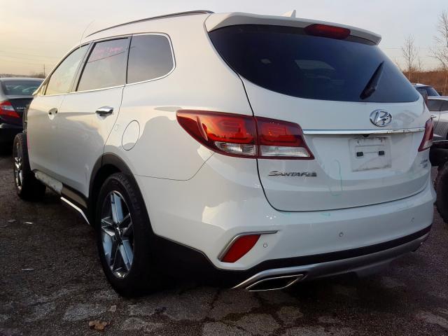 2018 Hyundai SANTA | Vin: KM8SR4HF3JU285992