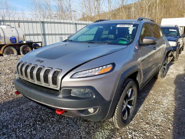 2015 Jeep    Vin: 1C4PJMBS8FW785228