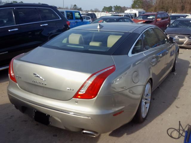 2013 Jaguar XJL | Vin: SAJWA2GB3DLV49546