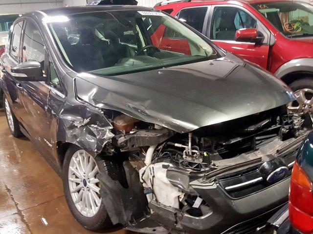 Salvage 2016 Ford C-MAX SEL for sale