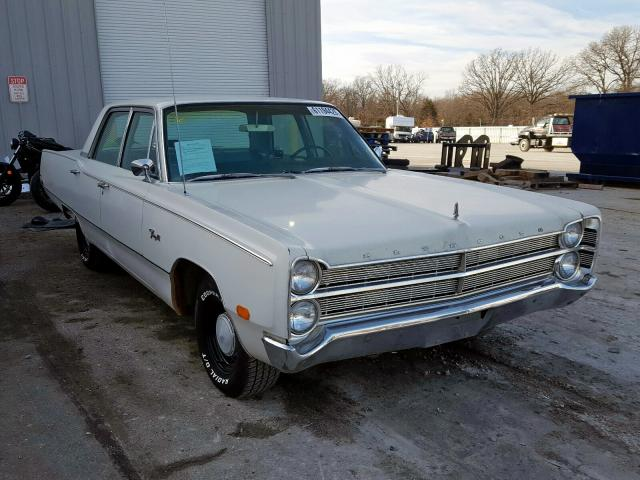 1967 Plymouth Fury III for sale in Rogersville, MO