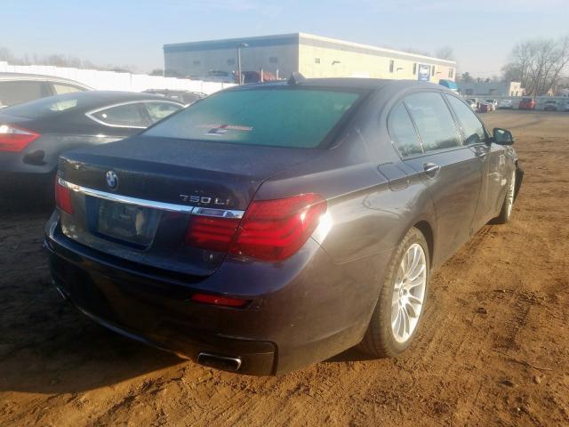 2014 BMW 7 series | Vin: WBAYF8C55ED141795