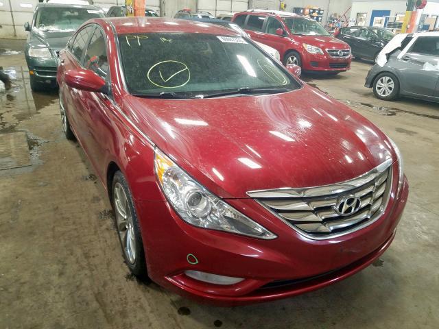 2012 Hyundai Sonata Se 2.4L