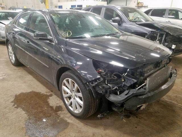 Salvage cars for sale from Copart Ham Lake, MN: 2014 Chevrolet Malibu 3LT