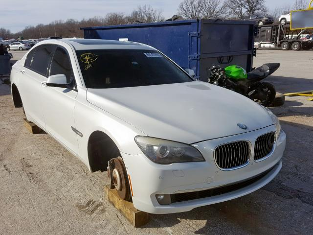 2009 Bmw 750li For Sale >> 2009 Bmw 750 Li 4 4l 8 For Sale In Rogersville Mo Lot 61117299