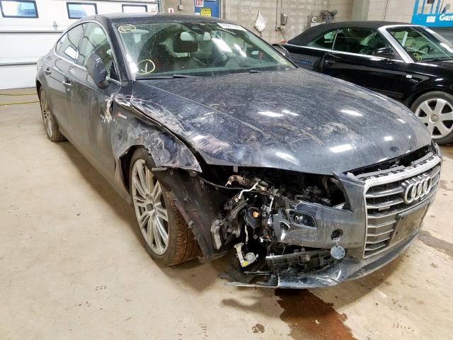 Salvage 2014 Audi A7 PRESTIGE for sale
