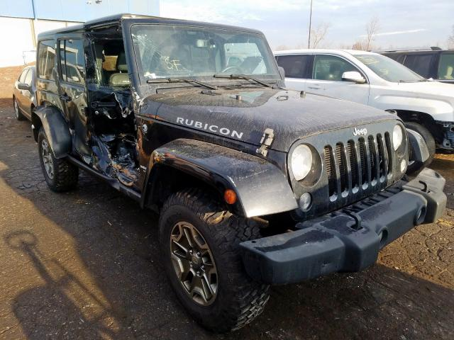 2015 JEEP WRANGLER UNLIMITED RUBICON