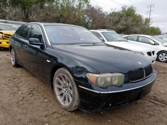 2005 Bmw 745 Li 4.4L
