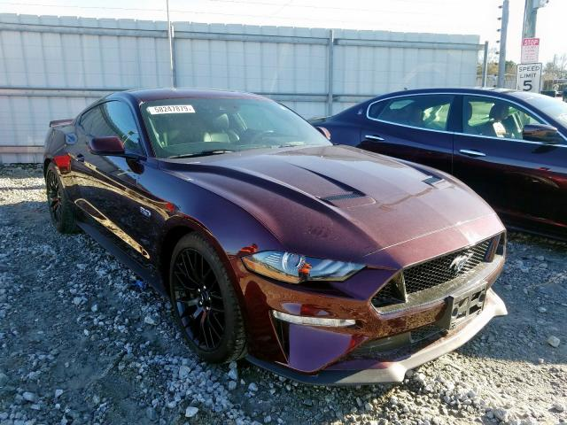 2018 Mustang Gt For Sale >> 2018 Ford Mustang Gt For Sale At Copart Loganville Ga Lot 58247879 Salvagereseller Com