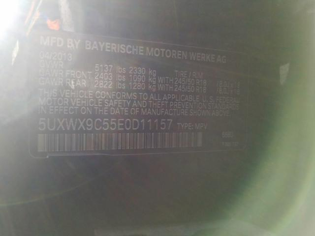 5UXWX9C55E0D11157