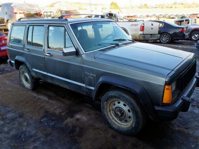 1991 Jeep Cherokee L 4.0L