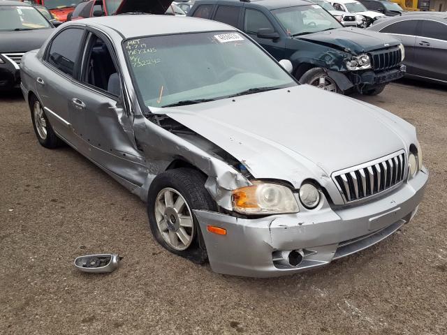 2003 Kia Optima Lx 2.7L