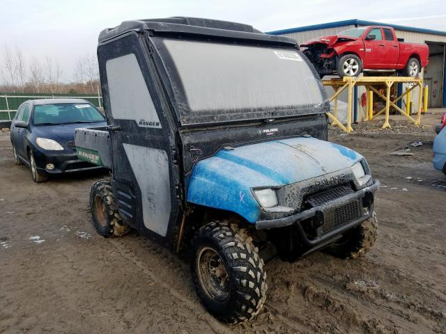 Salvage cars for sale from Copart Duryea, PA: 2006 Polaris Ranger XP