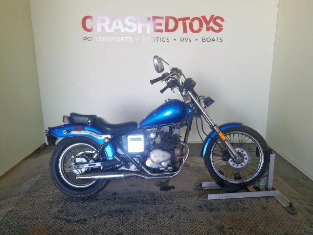 Salvage 1987 Honda CMX250 C for sale