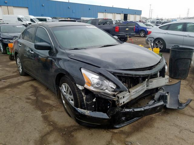2014 Nissan Altima 2.5 for sale in Woodhaven, MI