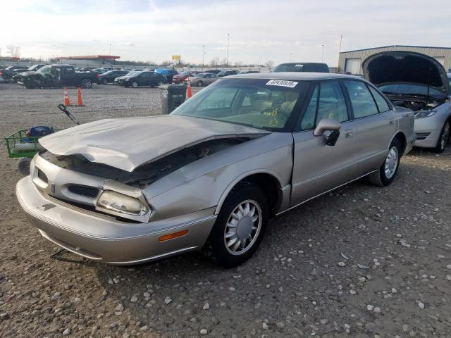 1996 OLDSMOBILE  88 BASE