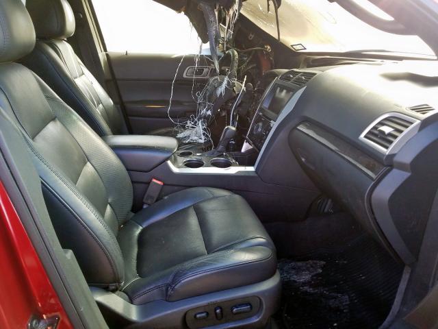 2013 Ford EXPLORER | Vin: 1FM5K7F85DGA07007