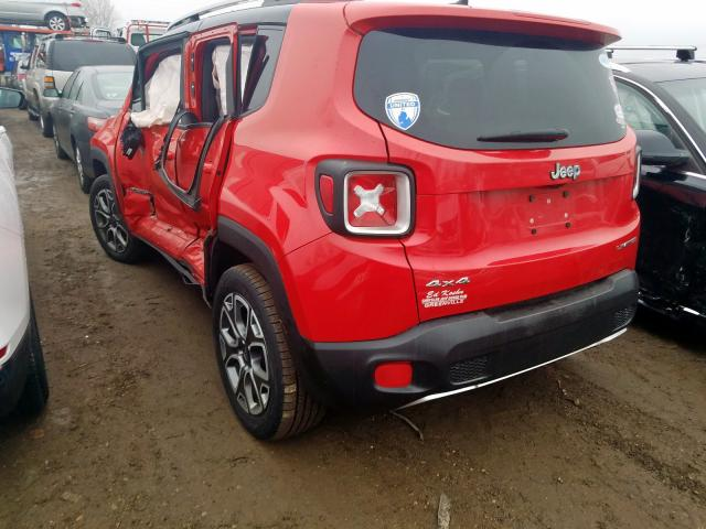 2017 Jeep  | Vin: ZACCJBDB9HPE84662