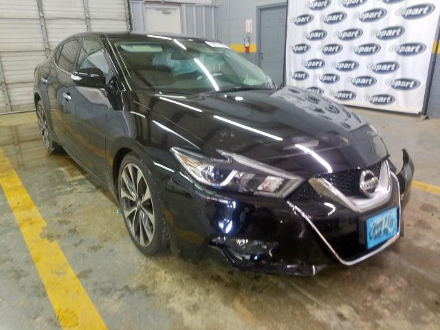 2016 Nissan MAXIMA | Vin: 1N4AA6AP8GC385385