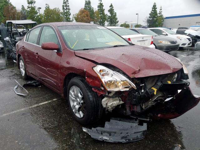 2012 Nissan Altima Bas 2.5L