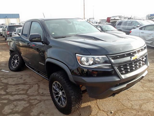 2017 Chevrolet Colorado Z for sale in Woodhaven, MI