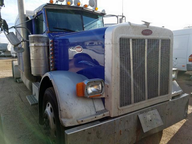 Peterbilt salvage cars for sale: 2005 Peterbilt 379
