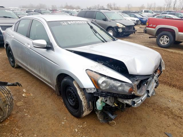 Salvage cars for sale from Copart Bridgeton, MO: 2009 Honda Accord LX