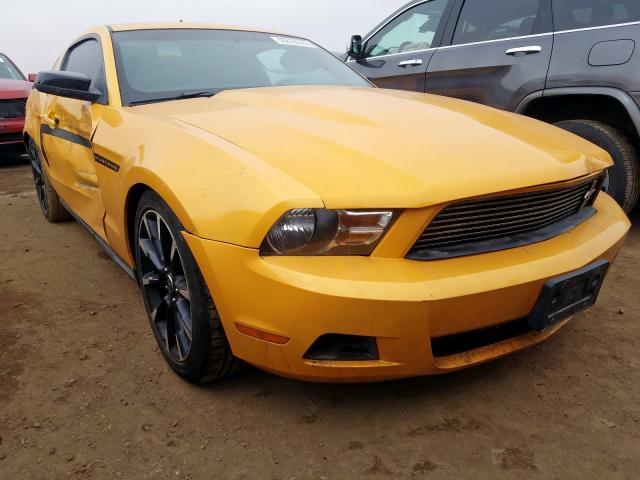 Ford Mustang salvage cars for sale: 2011 Ford Mustang
