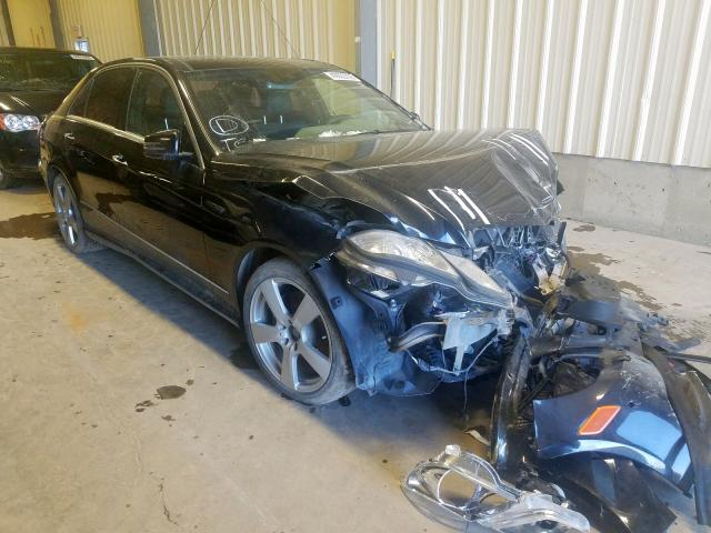 Mercedes-Benz salvage cars for sale: 2010 Mercedes-Benz E 350 4matic