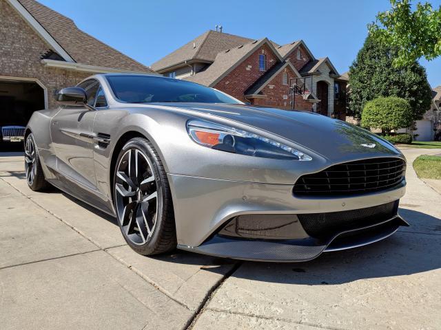 Martins Auto Salvage >> 2015 Aston Martin Vanquish For Sale Il Chicago North