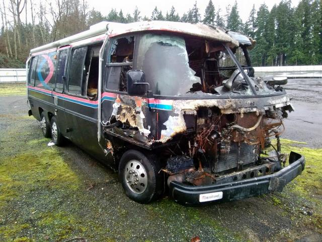 Salvage cars for sale from Copart Arlington, WA: 1973 GMC Motorhome