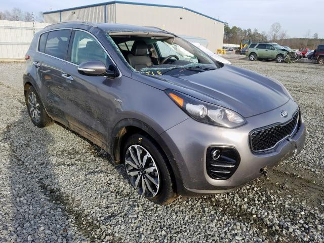 2018 KIA Sportage E for sale in Spartanburg, SC