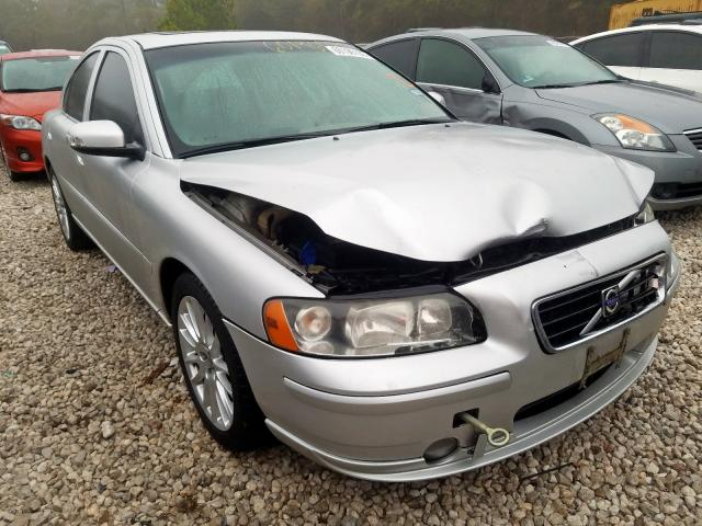 Salvage cars for sale from Copart Houston, TX: 2008 Volvo S60 2.5T