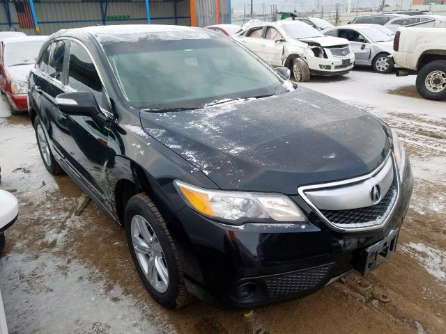 photo ACURA RDX 2013