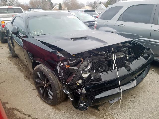 2017 Dodge Challenger 3.6L