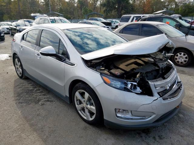 2013 Chevrolet Volt Photos Ga Savannah Salvage Car Auction