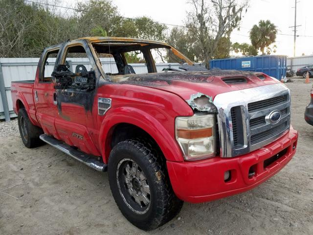 2008 Ford F250 Super for sale in Riverview, FL