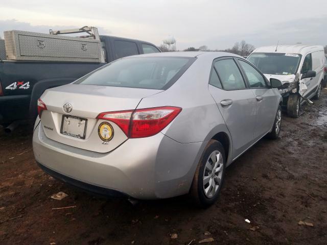 2014 Toyota COROLLA | Vin: 2T1BURHEXEC216632