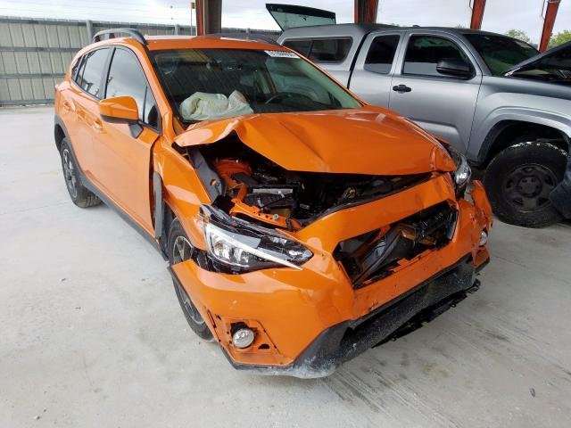 Salvage cars for sale from Copart Homestead, FL: 2019 Subaru Crosstrek
