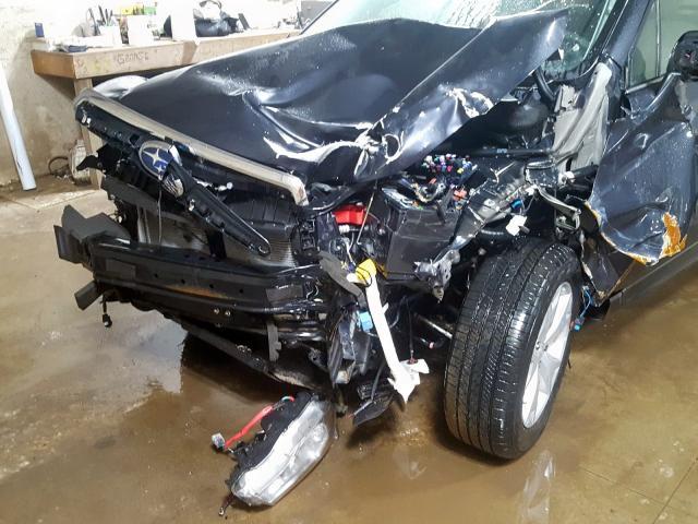 2016 Subaru  | Vin: JF2SJAHC9GH533522