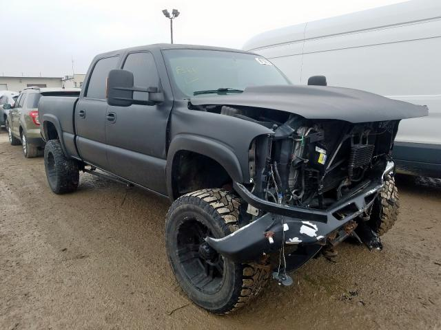 GMC Sierra K25 salvage cars for sale: 2003 GMC Sierra K25