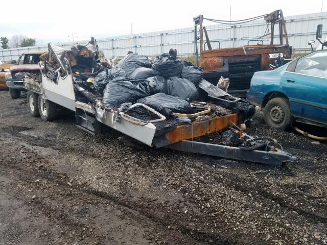 Salvage cars for sale from Copart Woodburn, OR: 2003 Keystone Sprinter