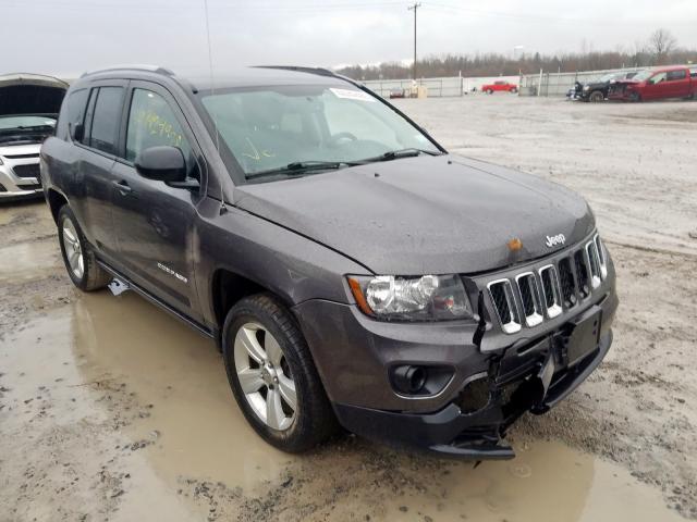 2017 Jeep Compass Sp 2.4L