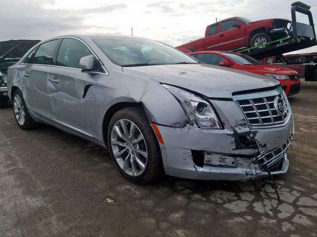 2015 Cadillac Xts Luxury 3.6L