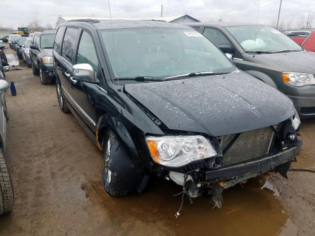 2013 Chrysler Town & Cou 3.6L