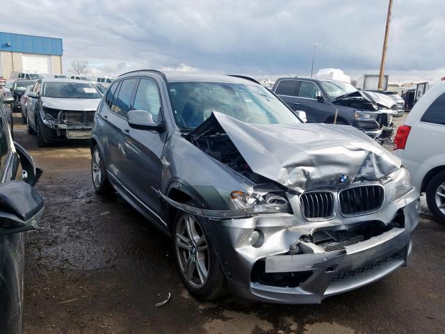 2013 BMW X3 XDRIVE28I 5UXWX9C52D0A10201